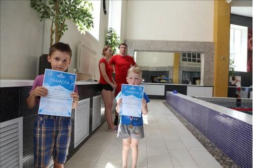 День защиты детей в фитнес клубе IMPERIA!