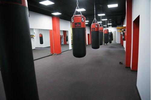 Мы Снова с Вами. 300 кв.м. для занятия боевыми искусствами.