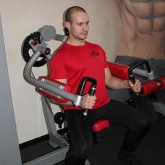 Упражнения на мышцы плеч (дельтовидные мышцы)