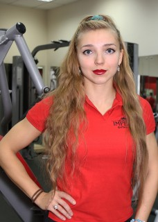 Прохорова Екатерина, мастер-тренер