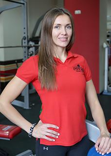 Колбас Екатерина, мастер-тренер