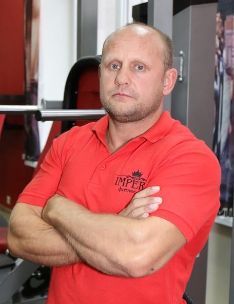 Ерёмин Геннадий, мастер-тренер