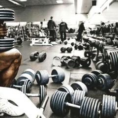 Принцип пирамиды для роста силы и массы мышц