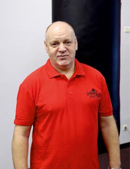 Кириченко Вячеслав, элит-тренер